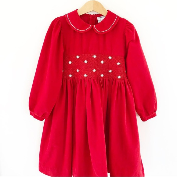 fried Knits Other - 100% cotton Fried Knit Creations Holiday Red Dress
